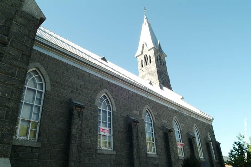 Église Saint-Joseph, quartier Saint-Sauveur