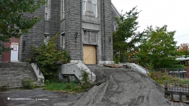 Église Saint-Joseph, quartier Saint-Sauveur.