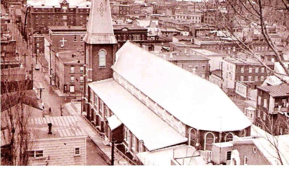 Église Notre-Dame de Grâce