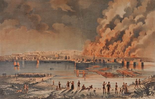 Grand incendie de Québec