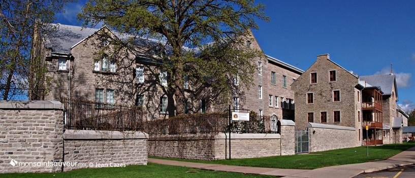 Hôpital général de Québec, quartier Saint-Sauveur