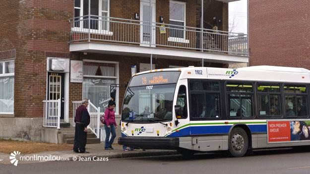 autobus 28 RTC