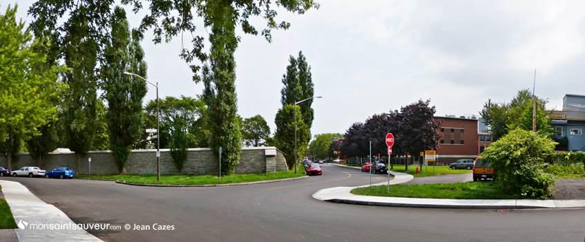 Rue des Commissaires, quartier Saint-Sauveur