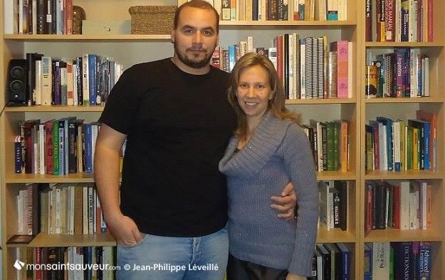 Natacha et Pedro