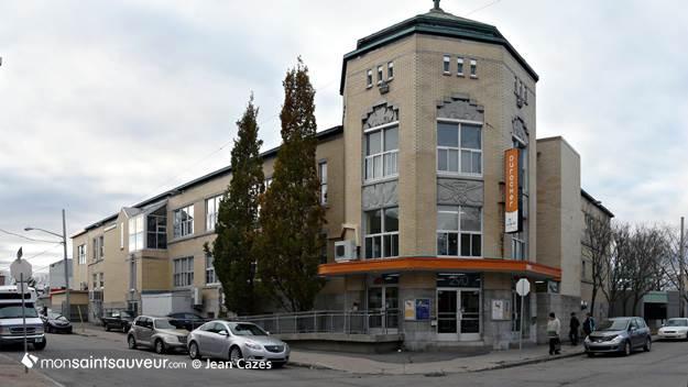Centre communautaire Durocher, quartier Saint-Sauveur