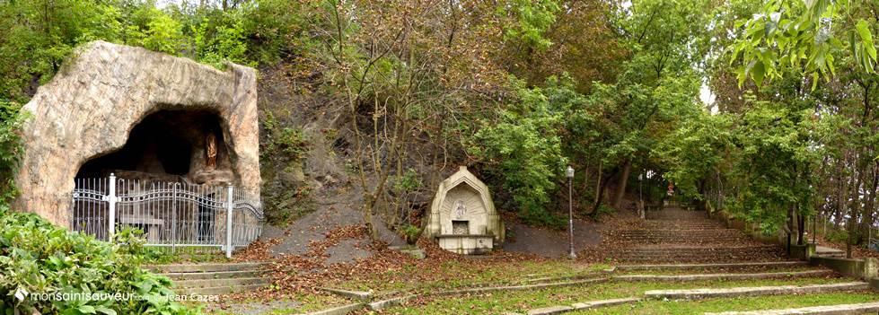 Coteau Sainte-Geneviève, quartier Sainte-Geneviève