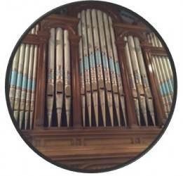 Église Saint-Sauveur, orgue.