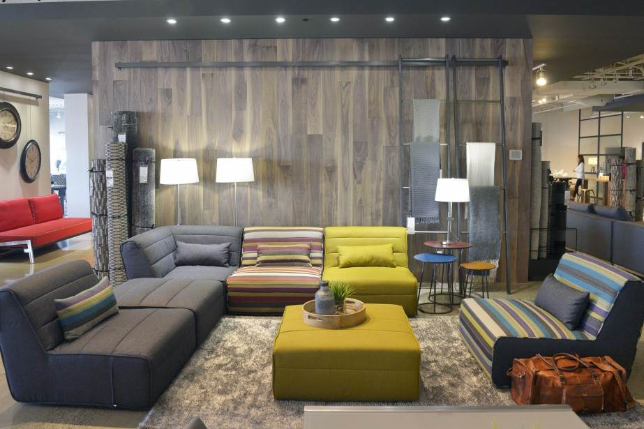 La galerie du meuble rajeunit son image monsaintsauveur for La galerie du meuble