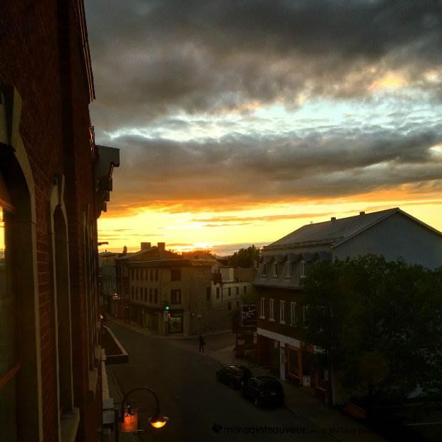 coucher soleil saint-vallier ouest