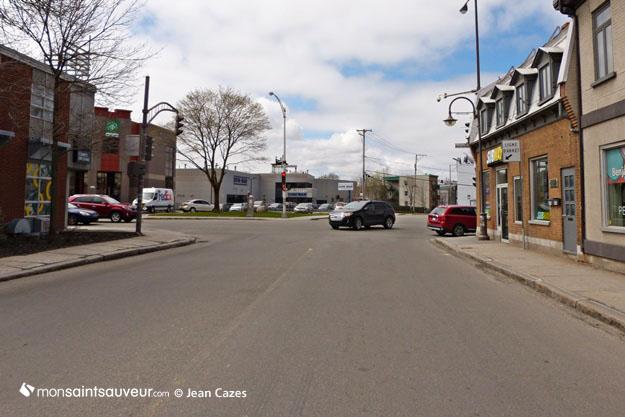 Rue Saint-Vallier Ouest