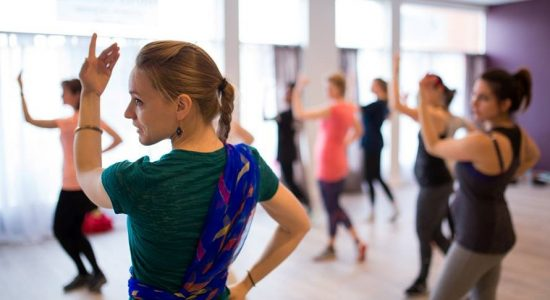 UNIQUE À QUÉBEC: Cours de Cardio Bhangra à la session ou à la carte au Studio Danse Mirage