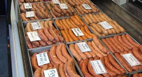 32 variétés de saucisses sans gluten   Saucisses et Complices