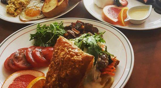 Assiette brunch de La Baraque Gourmande | Baraque gourmande (La)
