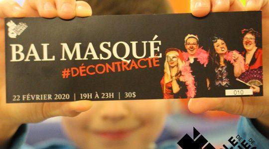 Bal Masqué de l'École de cirque de Québec