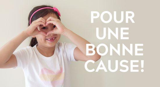 Pour chaque nettoyage dentaire, 5 $ remis au SFAS | Clinique Dentaire Myriam Hébert