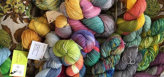 Cours de tricot ou de crochet en projet libre