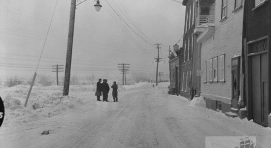Saint-Sauveur dans les années 1960 (12) : rue Père-Lacombe - Jean Cazes