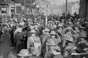 L'Émeute de 1918 de nouveau commémorée - Jean Cazes