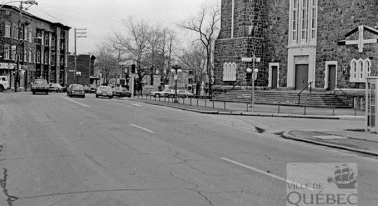 Saint-Sauveur dans les années 1970 (12) : église de Notre-Dame-de-Pitié - Jean Cazes