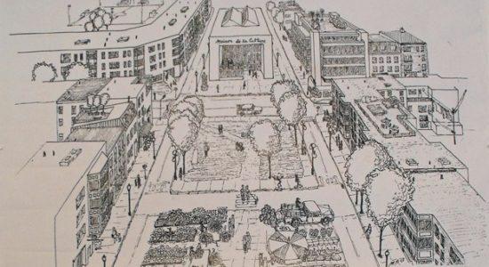 <em>La ville affrontée</em> : Marc Boutin et les enjeux de la forme urbaine - Monsaintroch
