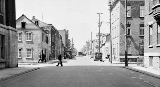 Saint-Sauveur dans les années 1940 (19) : Intersection des Oblats – Saint-Germain - Jean Cazes