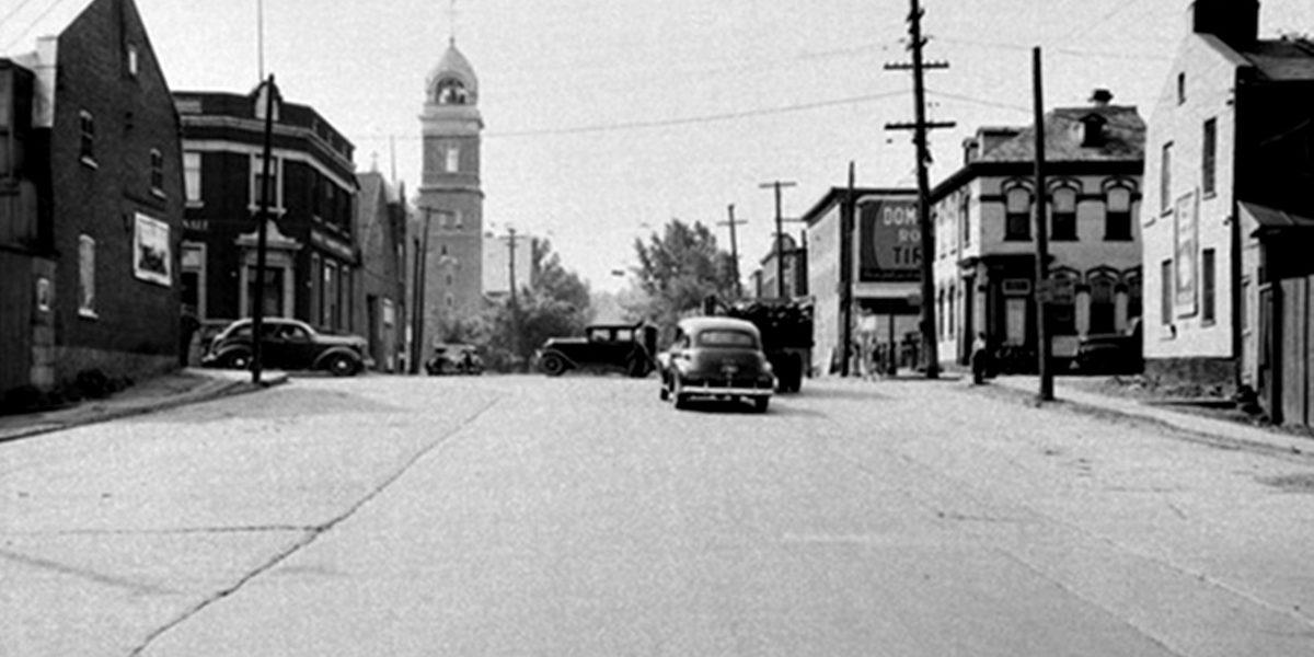 Saint-Sauveur dans les années 1940 (21) : rue Marie-de-l'Incarnation | 14 octobre 2017 | Article par Jean Cazes