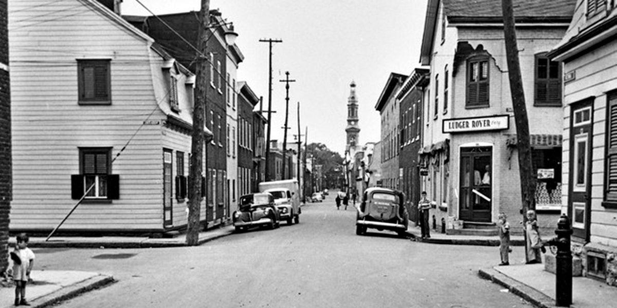 Saint-Sauveur dans les années 1950 (7) : coin Châteauguay et Victoria | 16 juillet 2017 | Article par Jean Cazes