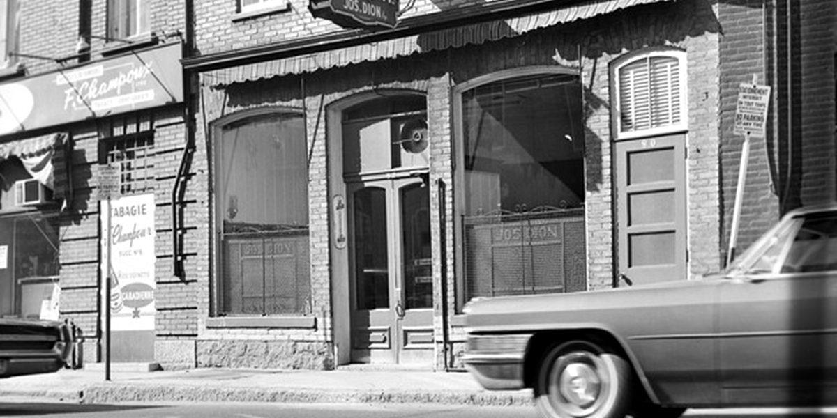 Saint-Sauveur dans les années 1960 (18) : Taverne Jos Dion | 17 septembre 2017 | Article par Jean Cazes
