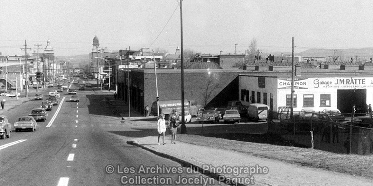 Saint-Sauveur dans les années 1960 (16) : intersection Marie-de-l'Incarnation – Kirouac | 9 juillet 2017 | Article par Jean Cazes
