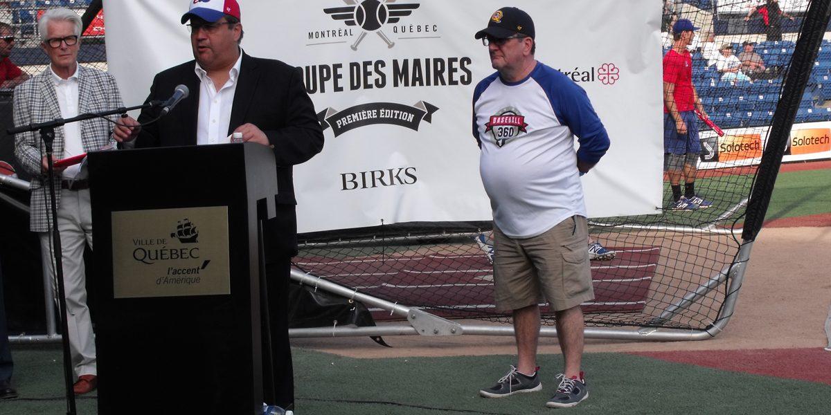 Coupe des Maires Birks au Stade Canac : rivalité bienfaisante | 2 août 2017 | Article par Suzie Genest