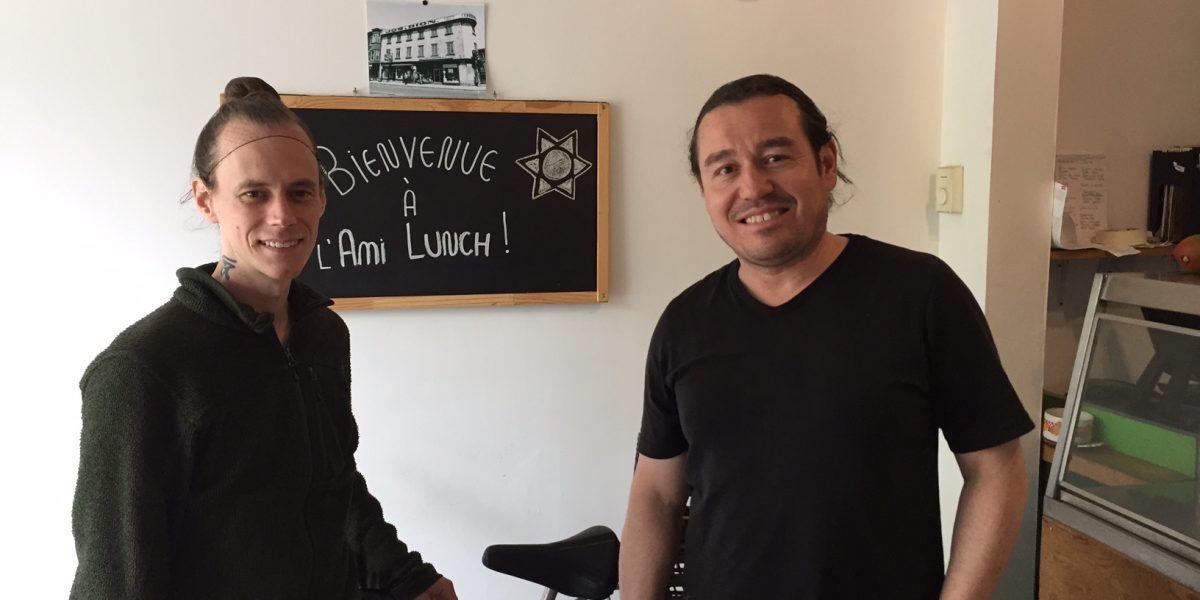 L'Ami Lunch, la cantine artisanale de bureau | 31 août 2017 | Article par Léa Fischer-Albert