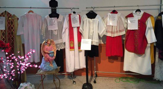 150e de la paroisse Saint-Sauveur: visite de l'exposition patrimoniale - Myriam Nickner-Hudon