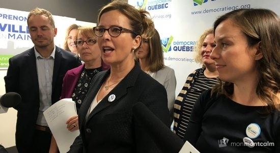 Anne Guérette préconise un moratoire pour le Centre de biométhanisation - Céline Fabriès