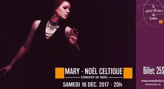 Mary Bewitch | Noël Celtique