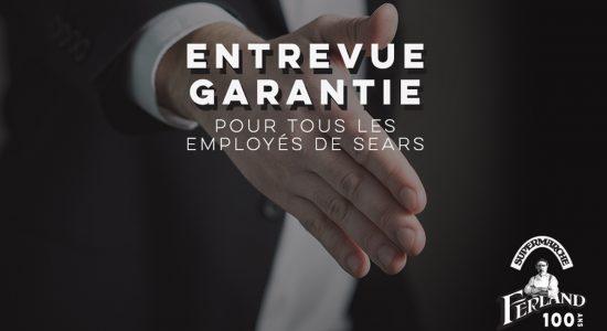 Métro Ferland garantit une entrevue au personnel des Sears de Québec - Monsaintsauveur
