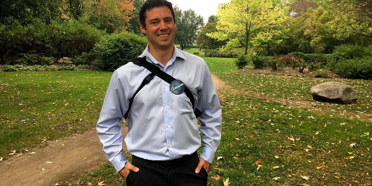 Pierre-Luc Lachance : « le district le plus dynamique de Québec » | 12 octobre 2017 | Article par Céline Fabriès