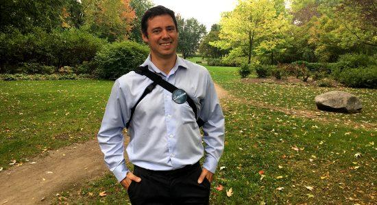 Pierre-Luc Lachance : « le district le plus dynamique de Québec » - Céline Fabriès