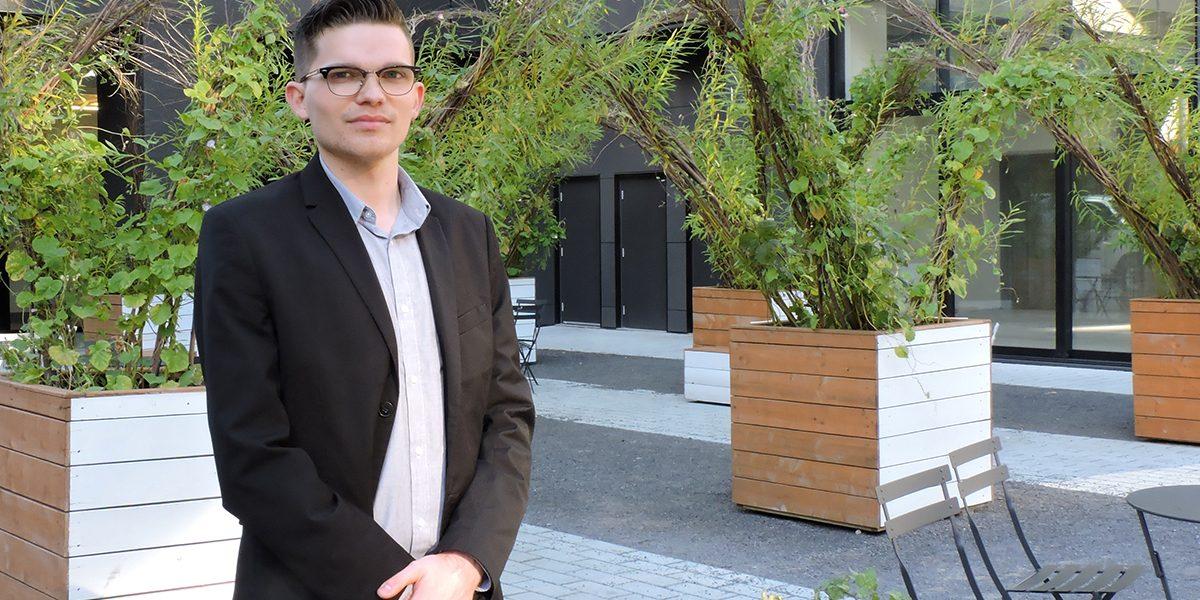 Samuel D. Lachance : « Saint-Roch pour découvrir le vrai Québec » | 10 octobre 2017 | Article par Céline Fabriès