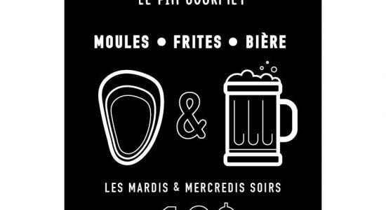 Moules, Frites & Bière | Fin Gourmet