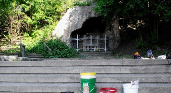 Un citoyen de Saint-Sauveur veut mettre en valeur le parc de la Côte Sauvageau - Suzie Genest