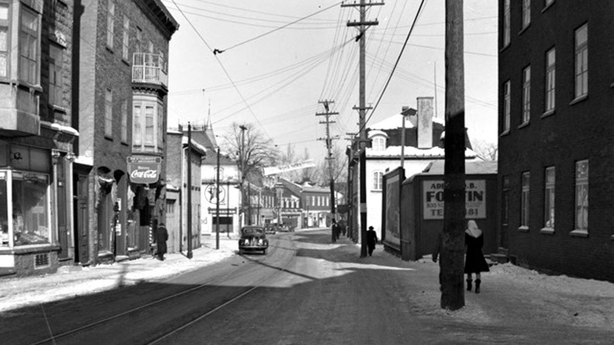 Saint-Sauveur dans les années 1940 (22) : rue Saint-Vallier | 18 février 2018 | Article par Jean Cazes