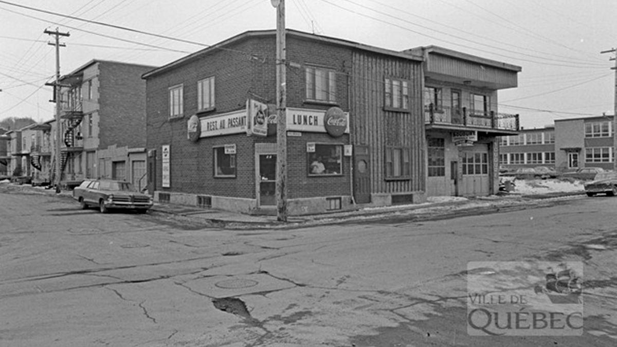 Saint-Sauveur dans les années 1970 (20) : le restaurant Au Passant | 21 janvier 2018 | Article par Jean Cazes