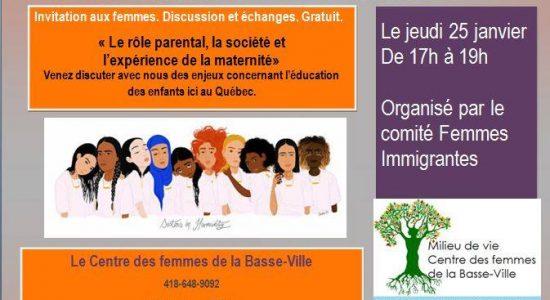 5 à 7 interculturel