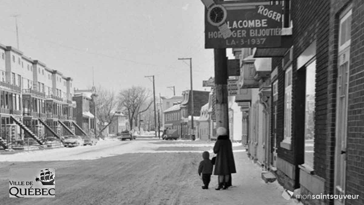Saint-Sauveur dans les années 1960 (23) : vous souvenez-vous de l'horloger Roger Lacombe ? | 4 mars 2018 | Article par Jean Cazes