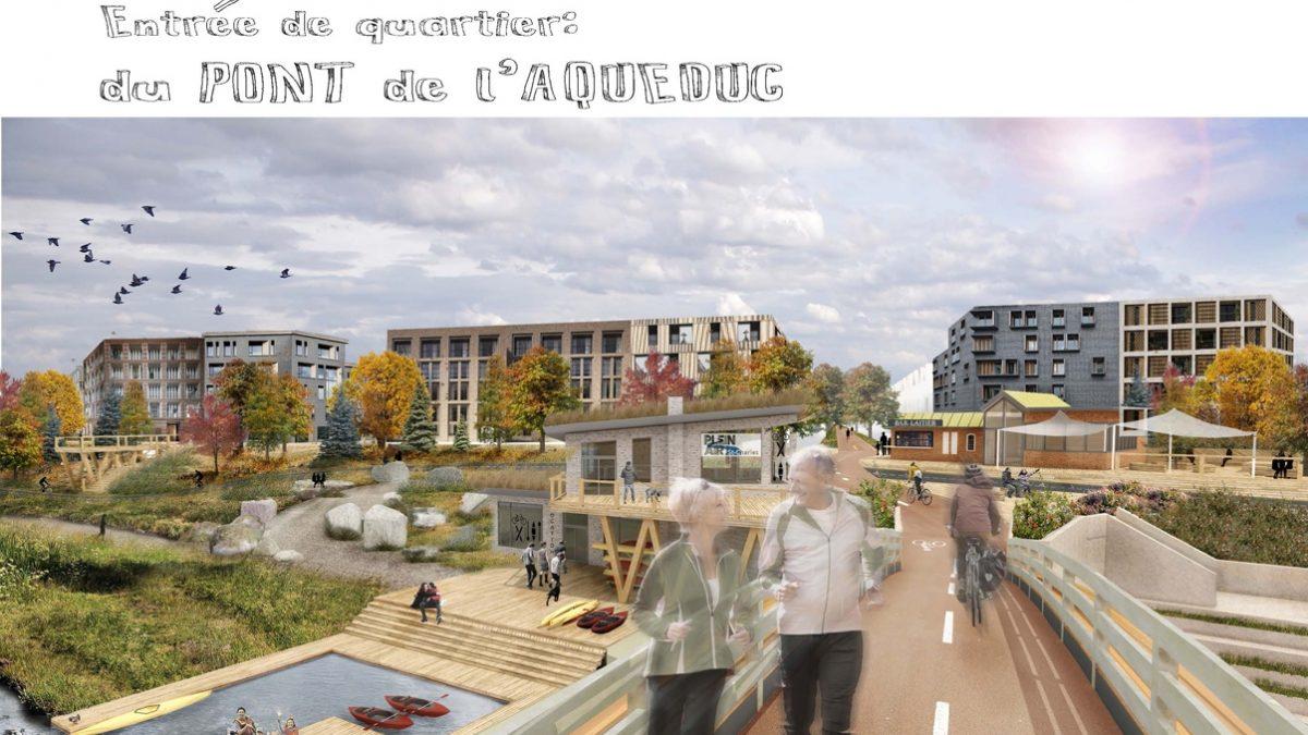 L'Aqueduc comme opportunité de densification urbaine dans Saint-Sauveur | 27 février 2018 | Article par Erick Rivard
