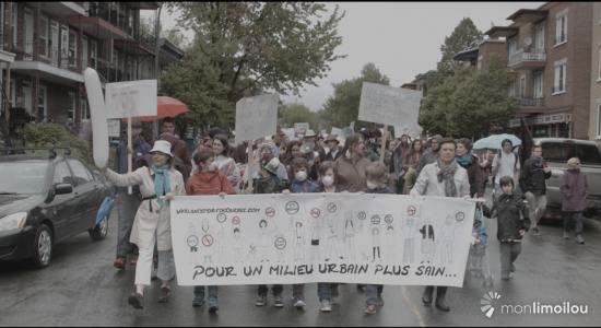 Bras de fer : documenter le combat - Raymond Poirier