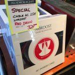 Cordon AC Nordost en promotion chez Audiolight | Audiolight / Audiotech