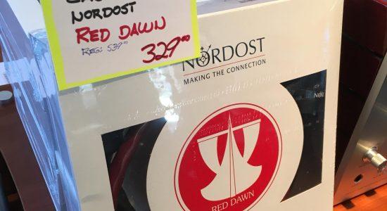 Cordon AC Nordost en promotion chez Audiolight   Audiolight / Audiotech