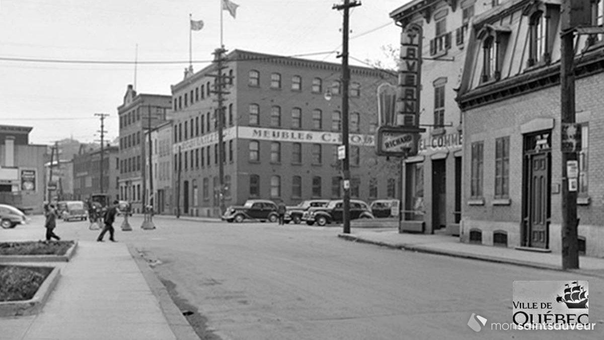 Saint-Sauveur dans les années 1940 (24) : taverne Géo Richard | 29 juillet 2018 | Article par Jean Cazes
