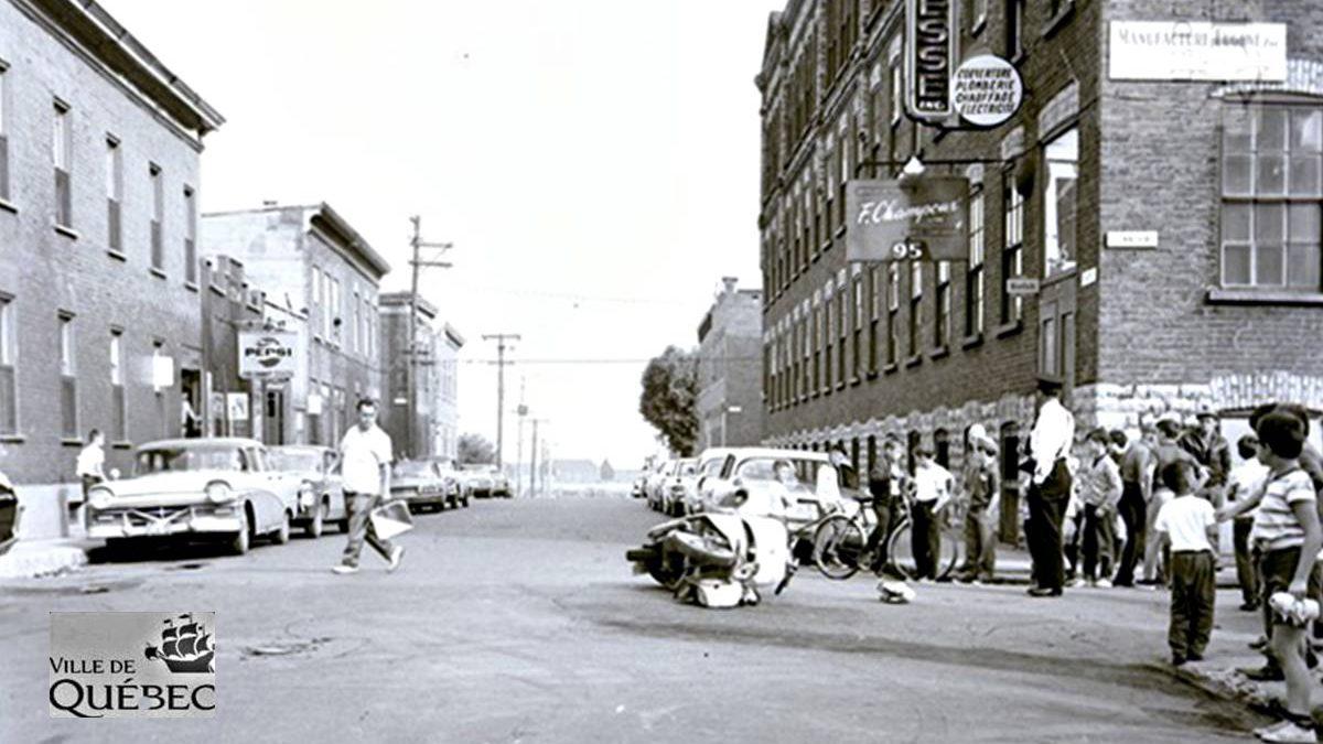 Saint-Sauveur dans les années 1960 (25) : accident de motocyclette | 12 août 2018 | Article par Jean Cazes